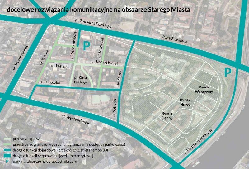 """Nowe życie placu"": Stare Miasto krok po kroku"