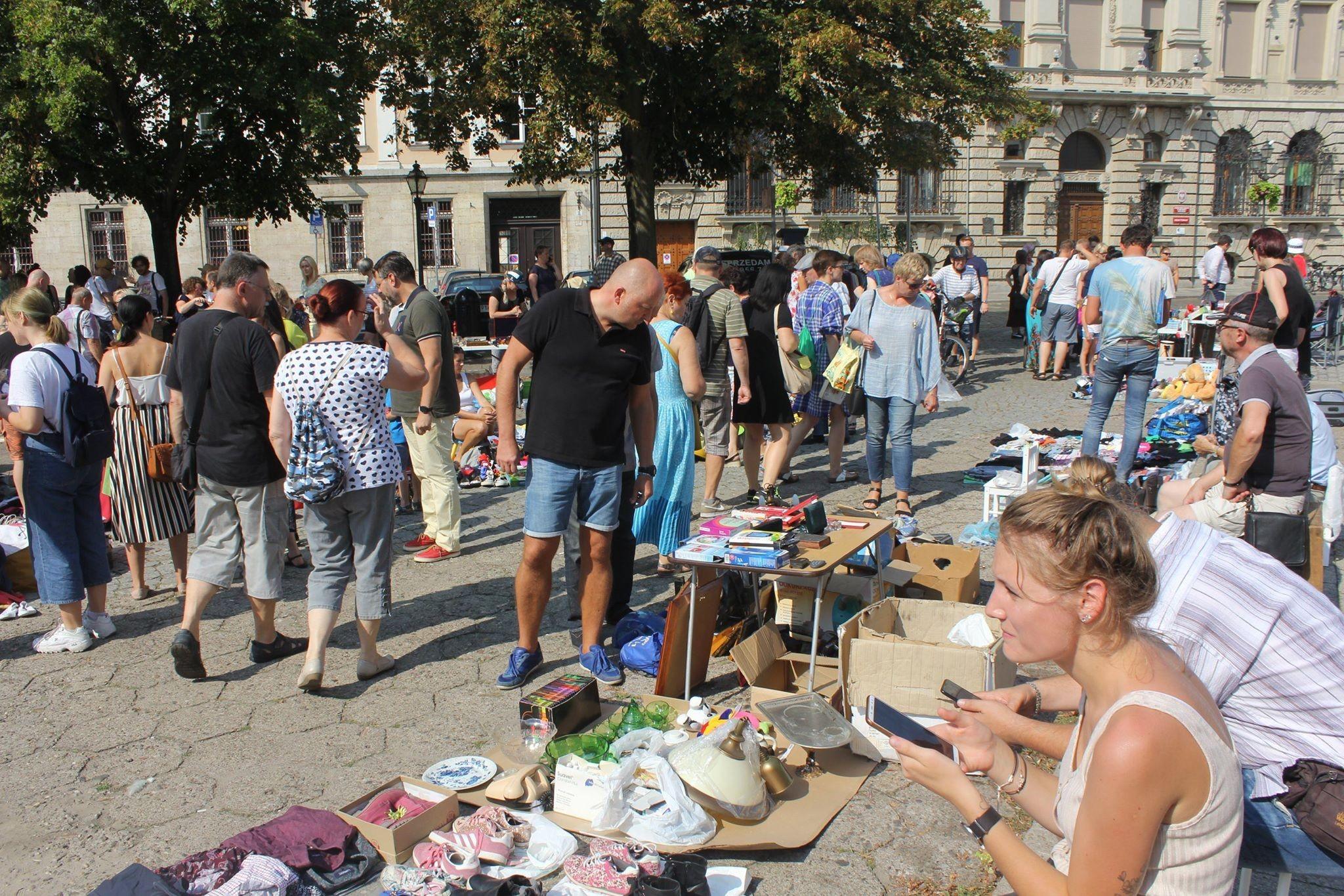 Ostatni weekend września na placu Orła Białego