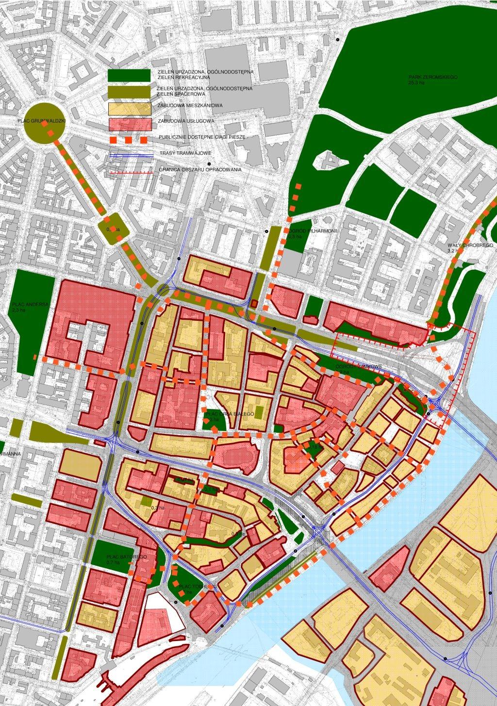 Stare Miasto: wyobrażenia vs. rzeczywistość i realne działania